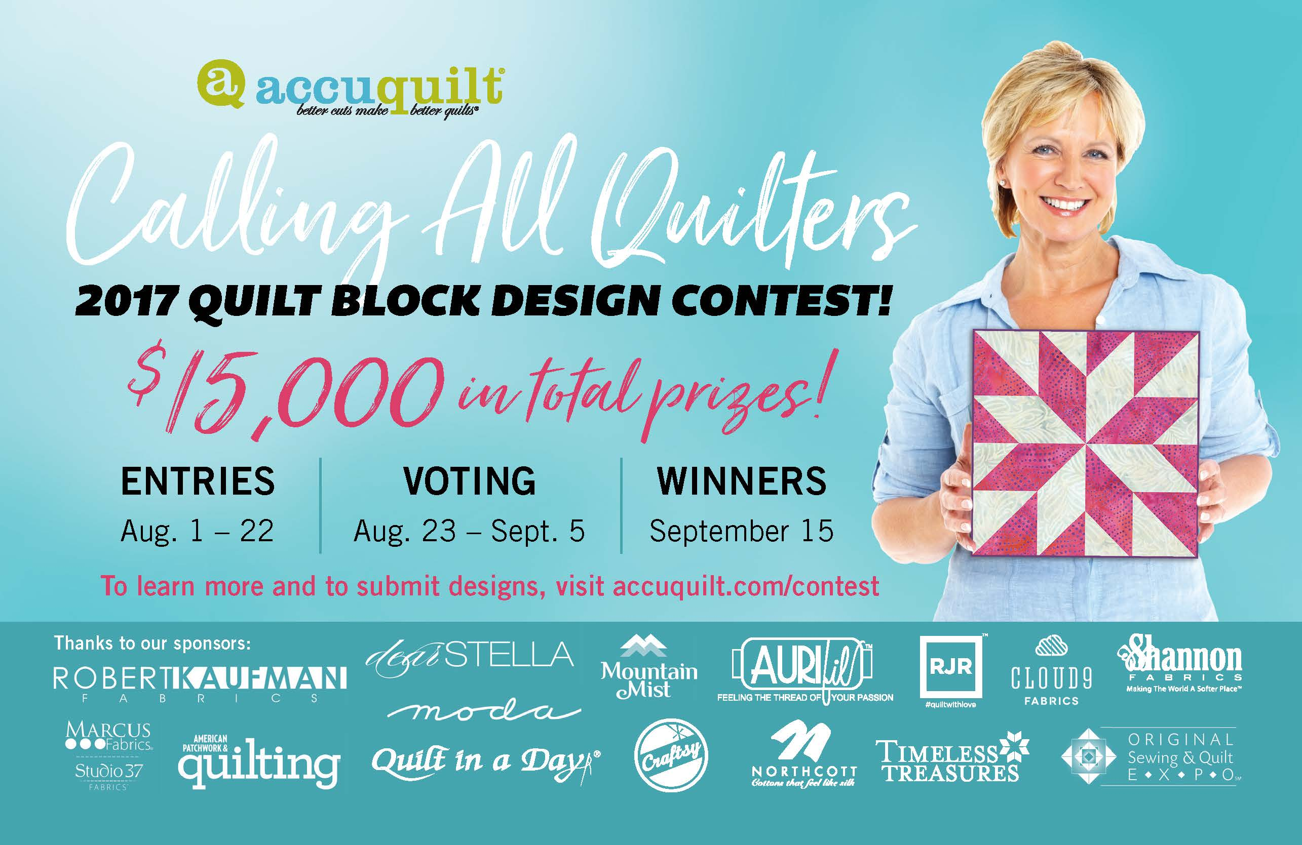 Calling all quilt artists