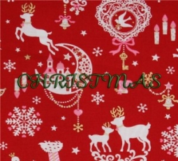 seasonal and holiday quilt fabrics