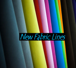 New  Quilting Fabric Lines